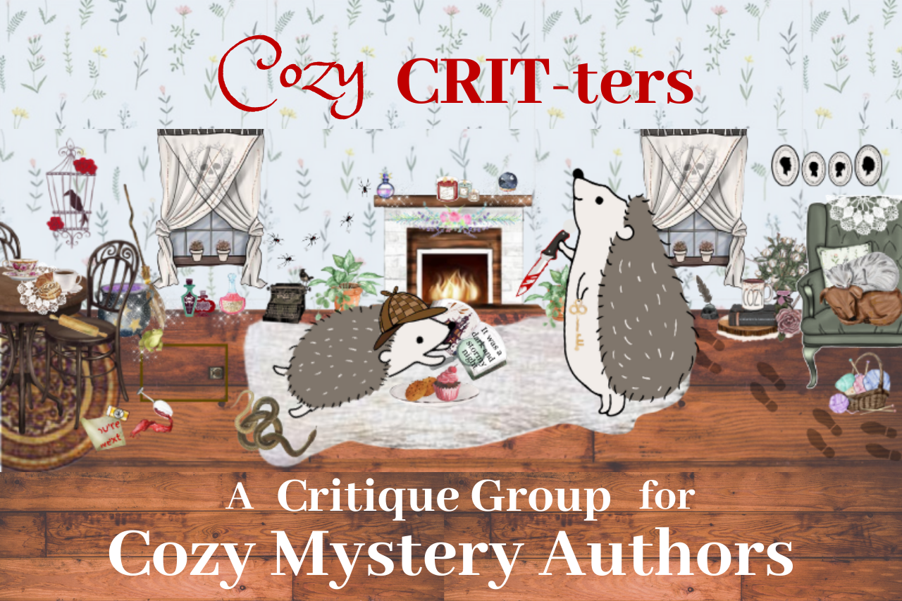 21 November Cozy CRIT-ters Meeting Notes