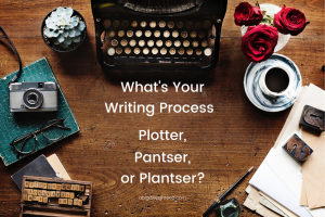 Read more about the article Plantser Writing Process: Plotter and Pantser