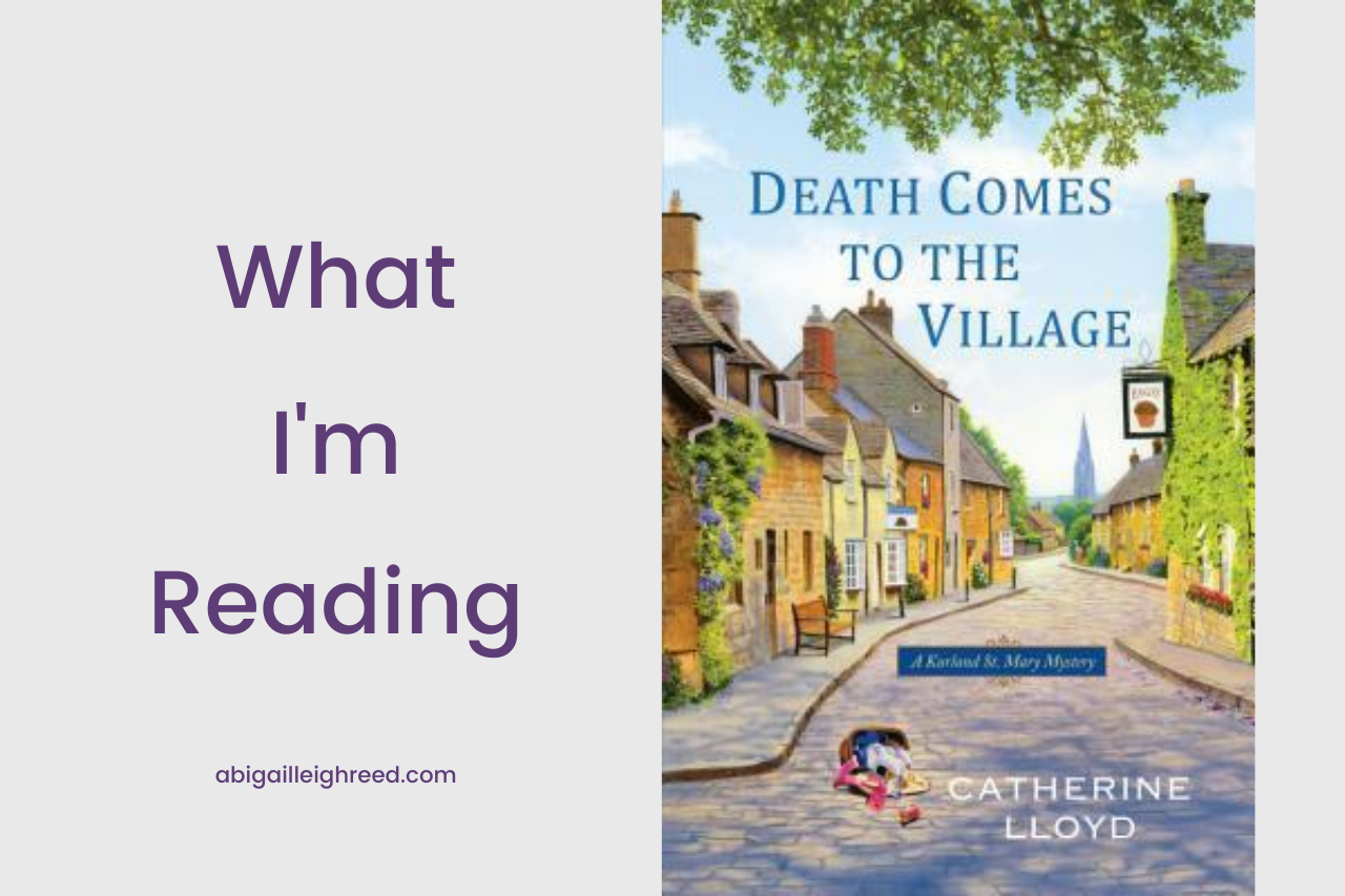 Death Comes to the Village – What I'm Reading