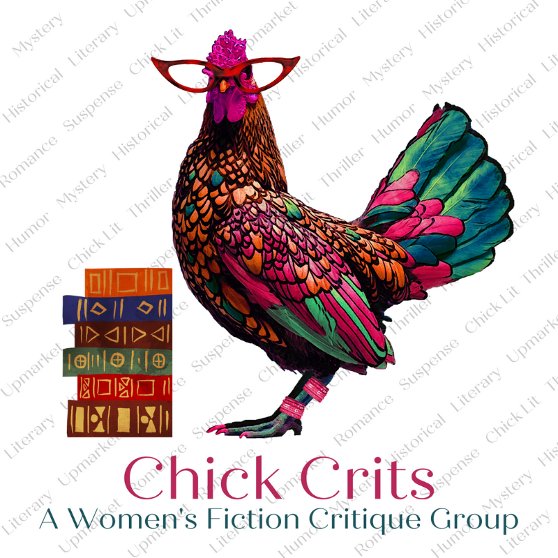 Chick Crits - Women's Fiction Critique Group - Writing Workshop abigailleighreed.com