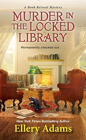 Murder in the Locked Library - Ellery Adams - abigailleighreed.com